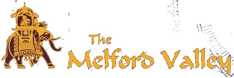 Melford Valley Tandoori – Indian Restaurant Suffolk Retina Logo